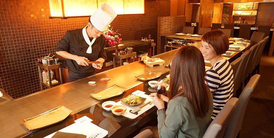 Kobe Steak Ishida   Kobe Beef   Teppanyaki   Reservation
